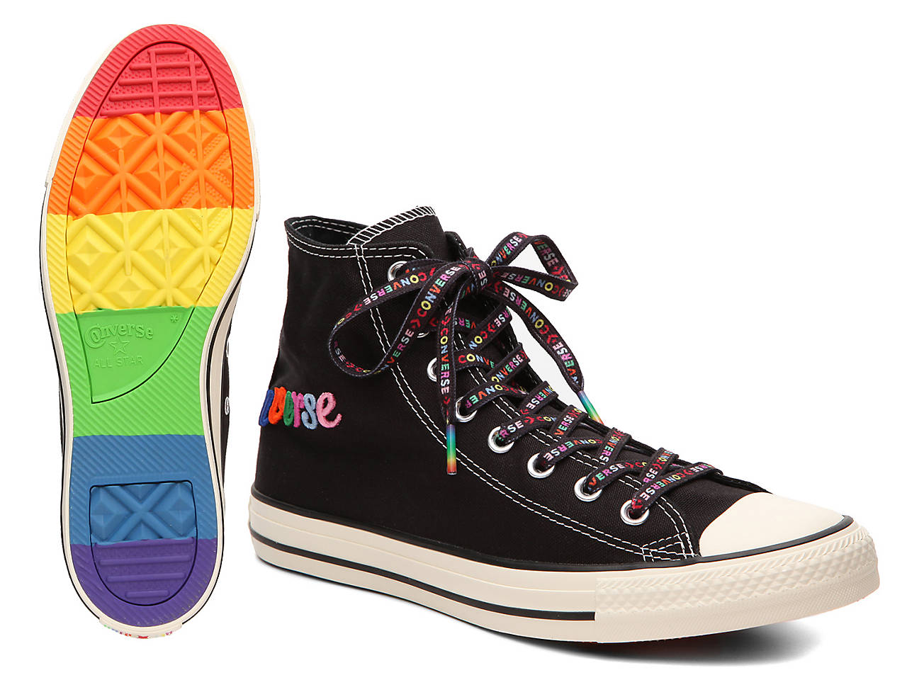 Chuck Taylor Sneaker Star Top High All Pride DbHeWE2I9Y