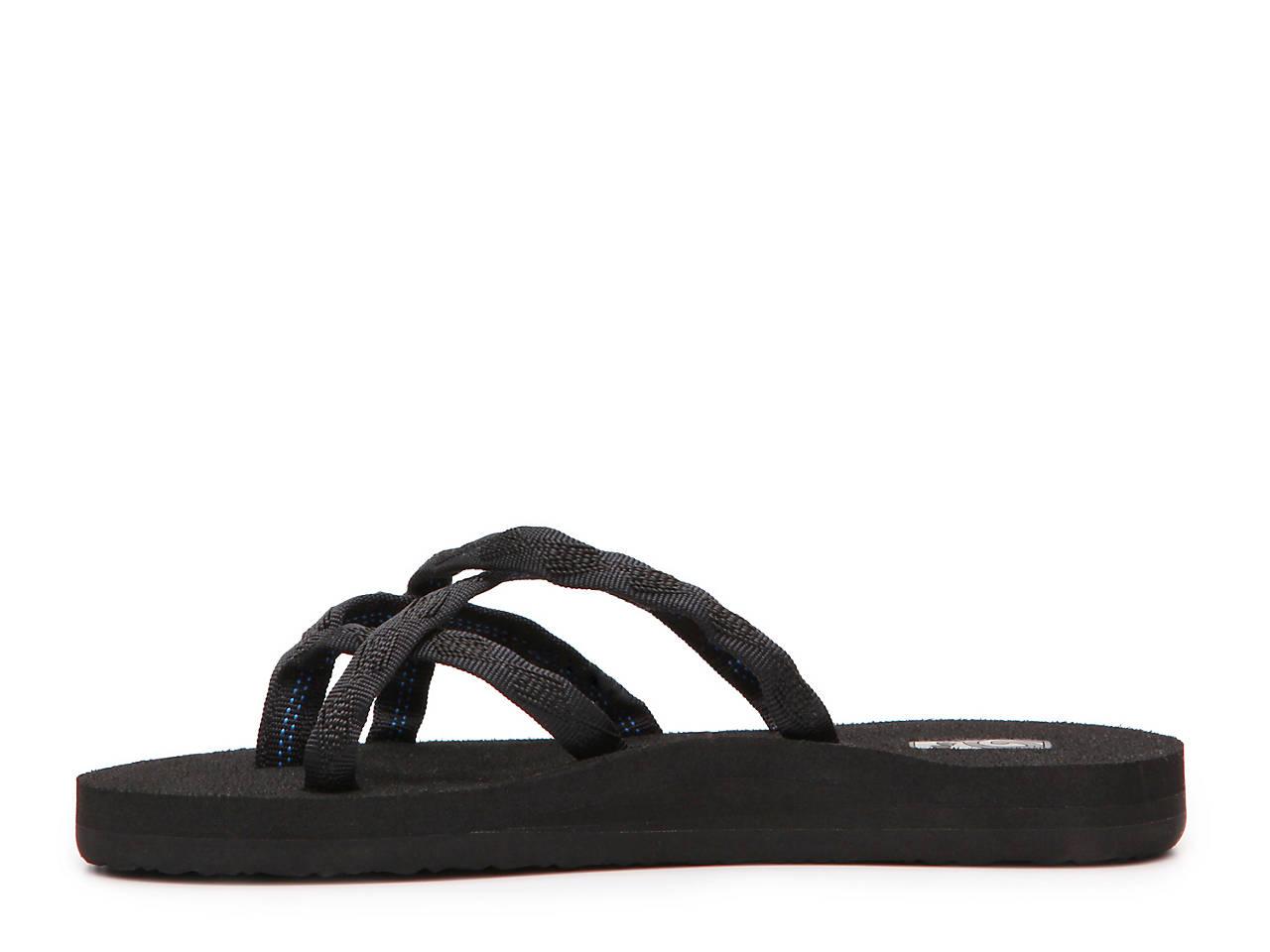 361690c00aec Teva Olowahu Flip Flop Women s Shoes