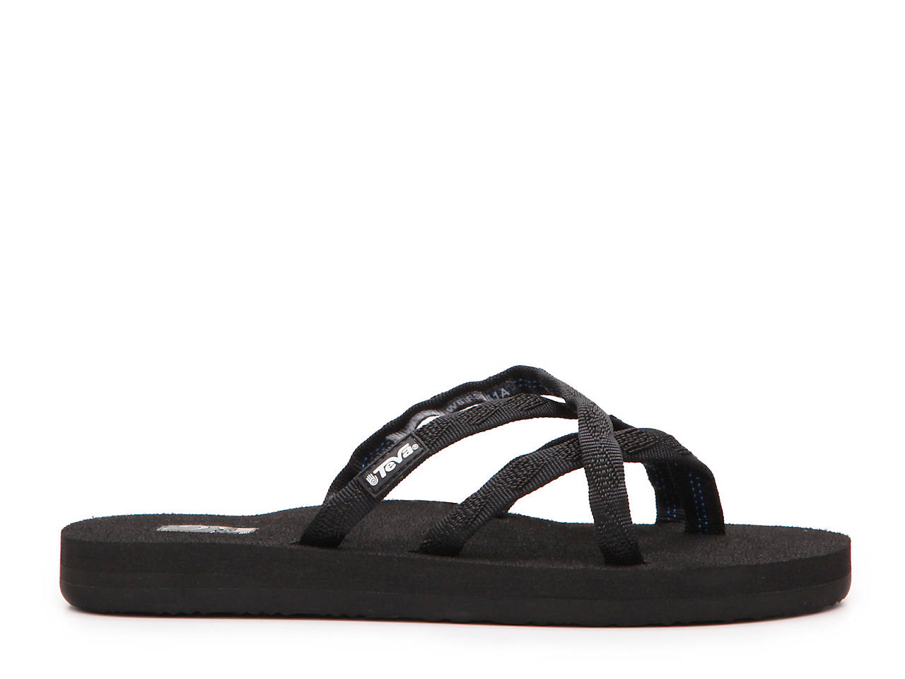 ca20b59bb Teva Olowahu Flip Flop Women s Shoes