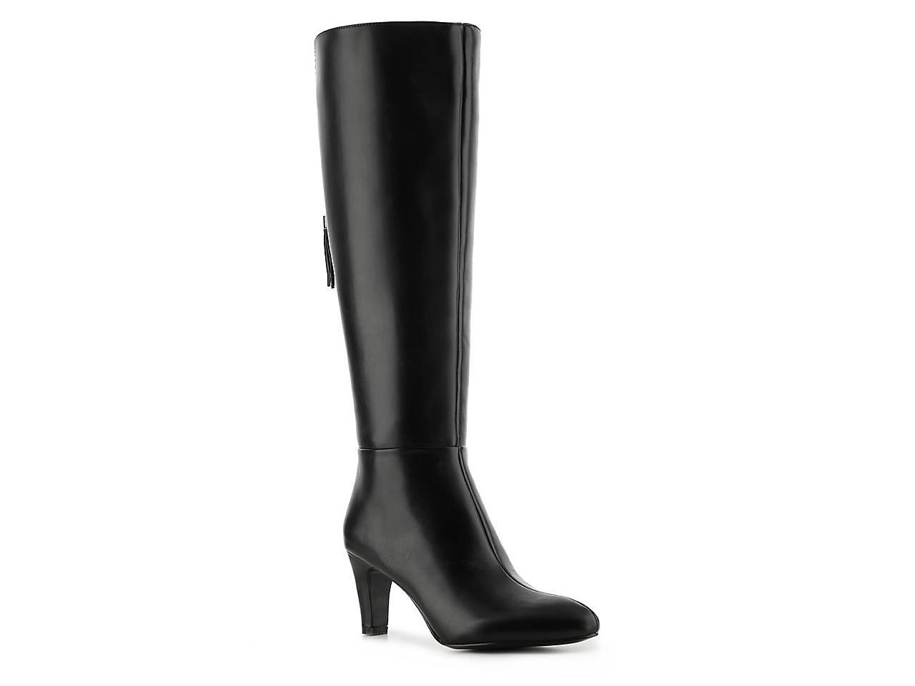 bf96f55414cf Bandolino Wendaw Wide Calf Boot Women s Shoes
