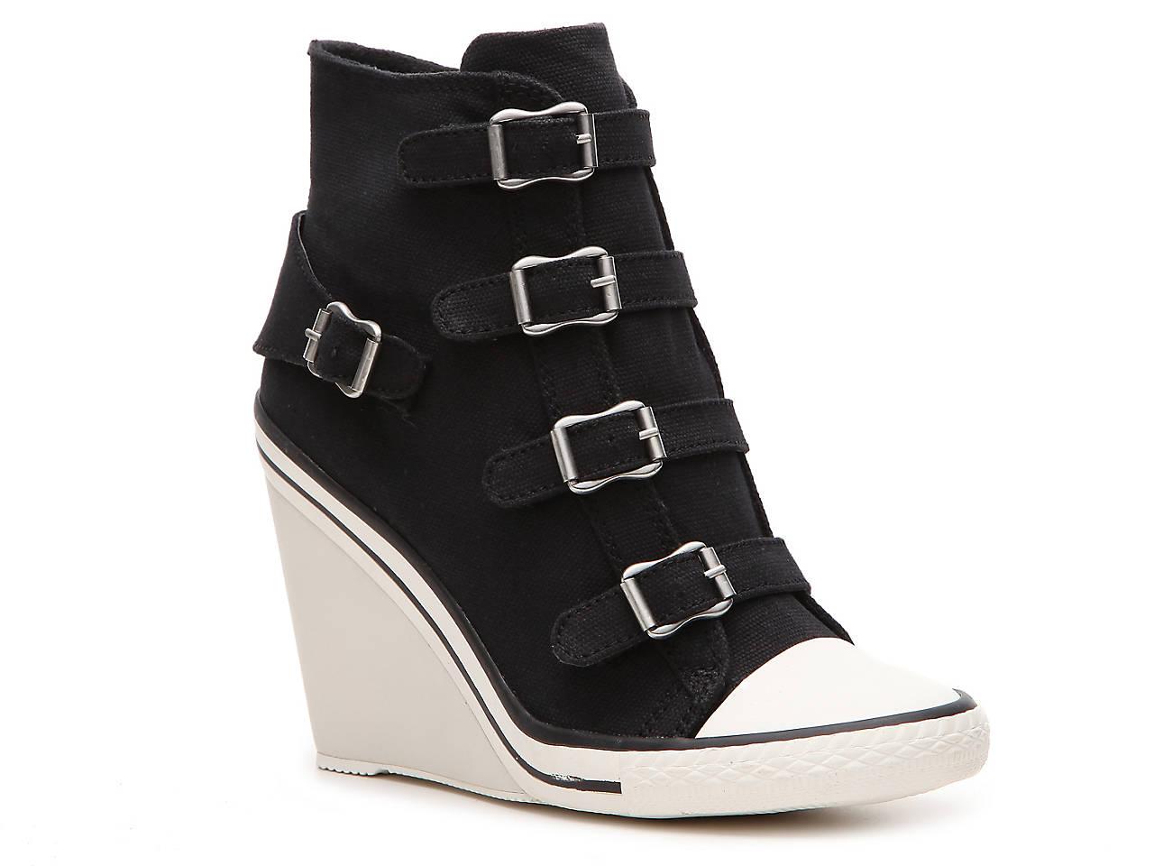 Rock & Candy Jolt Canvas Wedge Sneaker Women's Shoes | DSW