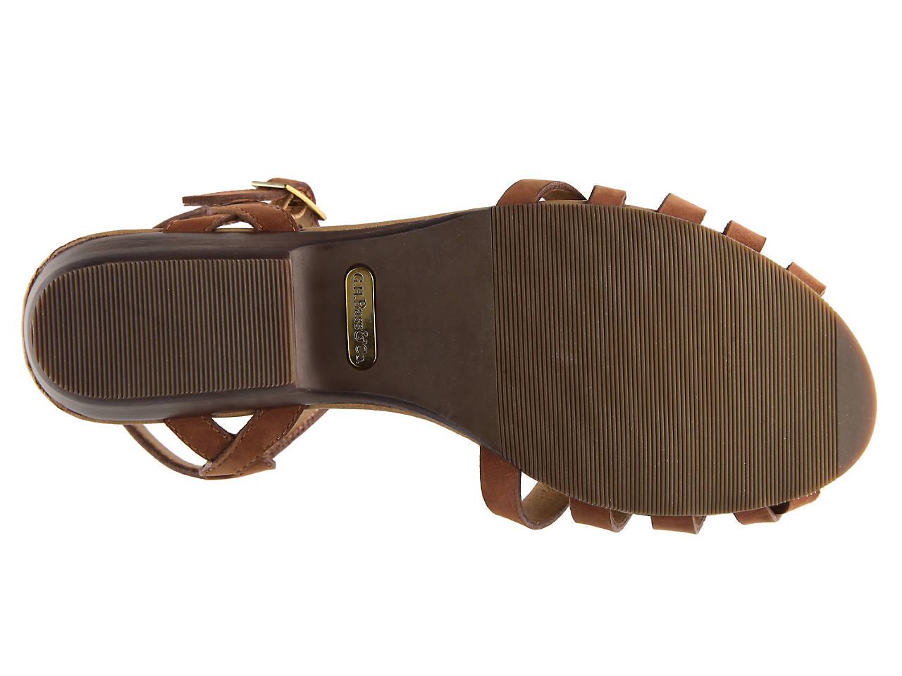 827de9a1c G.H. Bass   Co. Clementine Flat Sandal Women s Shoes