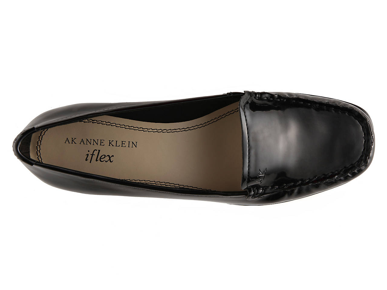 6e196c7f7744 Anne Klein Vama Patent Loafer Women s Shoes