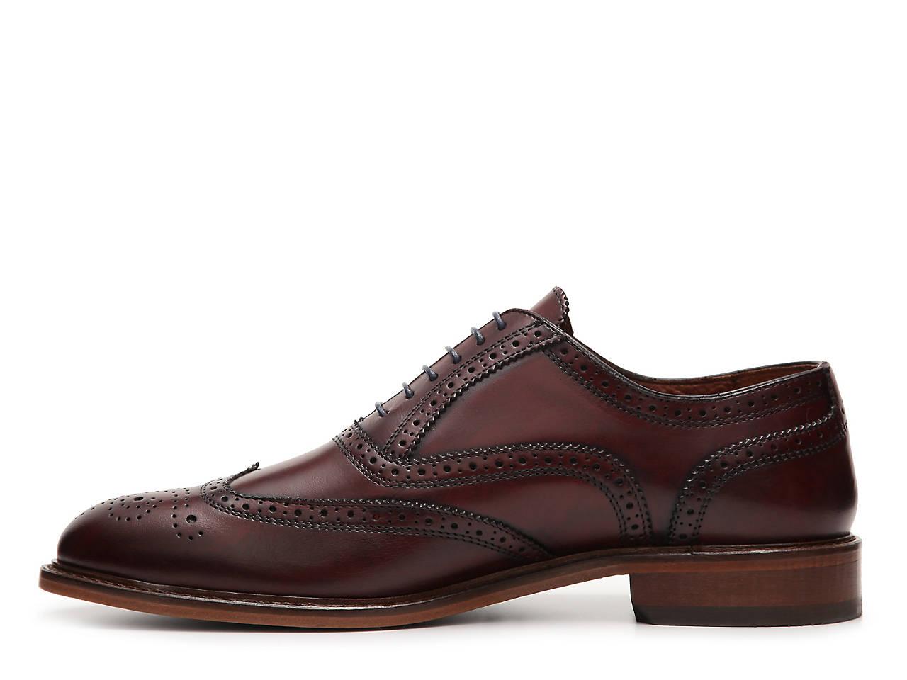 2bef41b8104 Mercanti Fiorentini Wingtip Oxford Men s Shoes