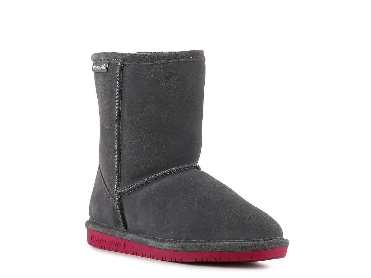 a2a8619b95875 Bearpaw Emma Youth Boot Kids Shoes