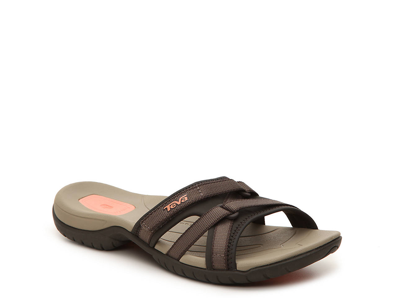 58a32a907 Teva Tirra Slide Sport Sandal Women s Shoes