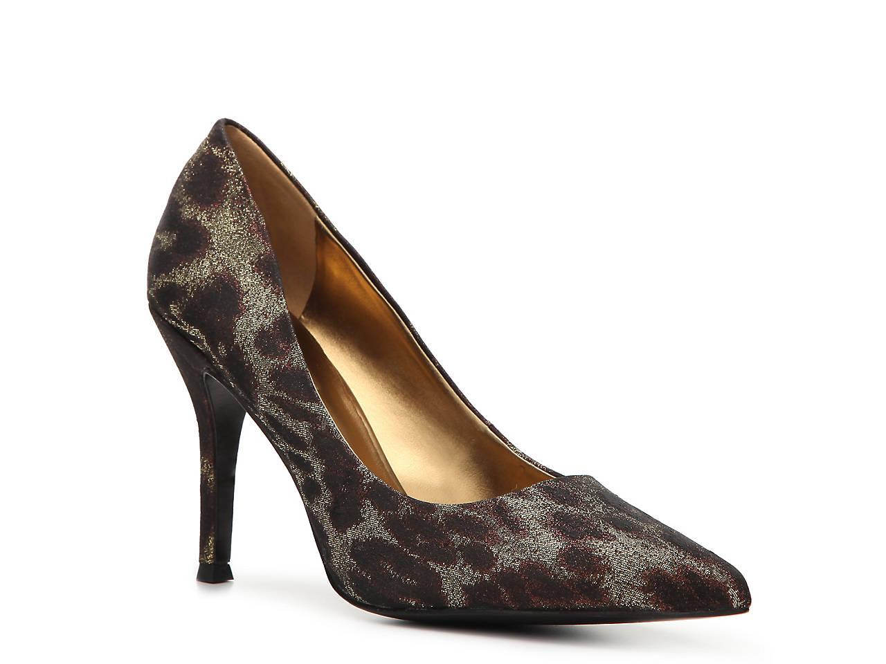 cdfe525d07e Nine West Flax Irridescent Pump Women s Shoes