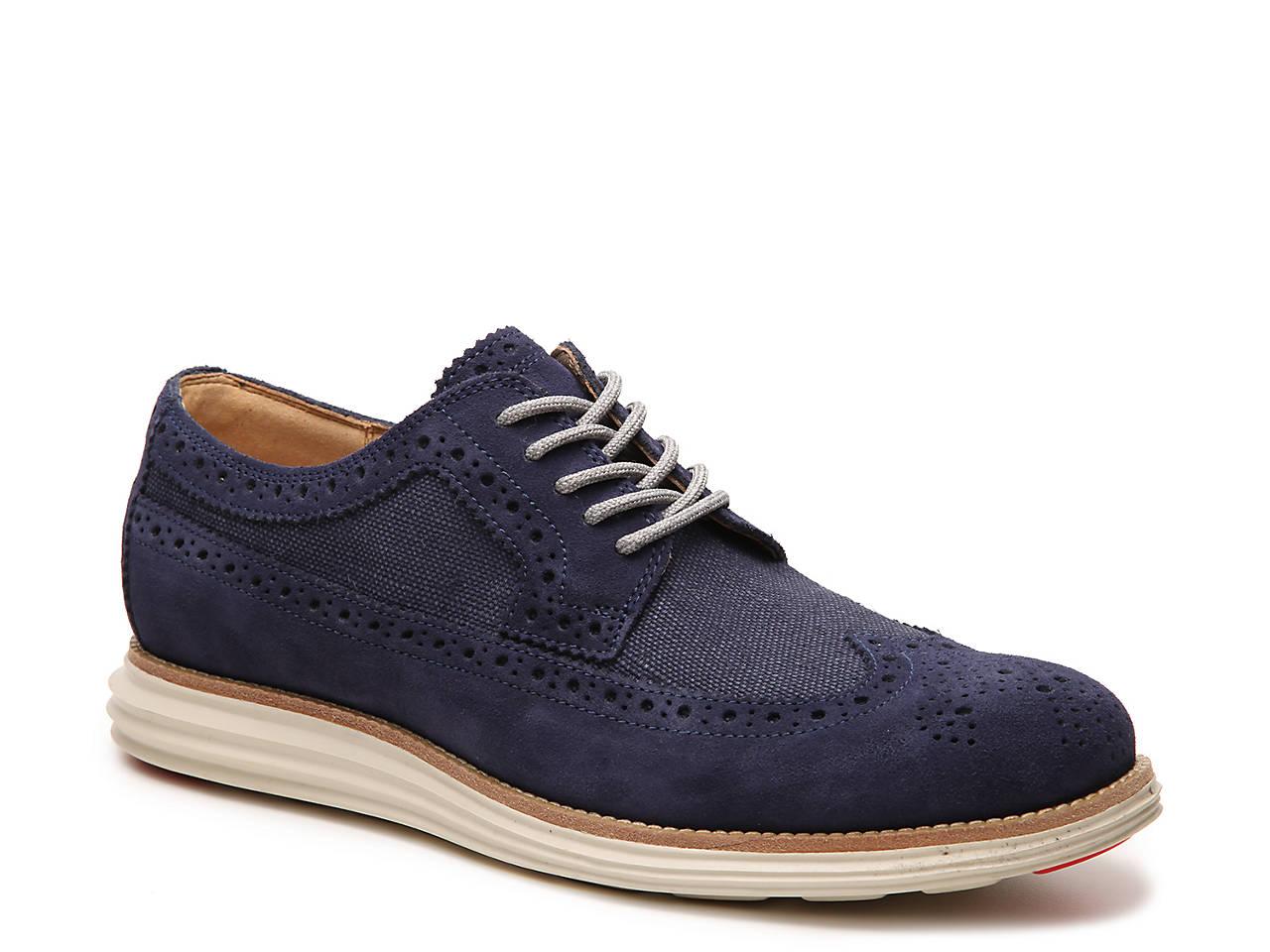 3933d8ae82a Cole Haan Lunargrand Wingtip Oxford Men s Shoes