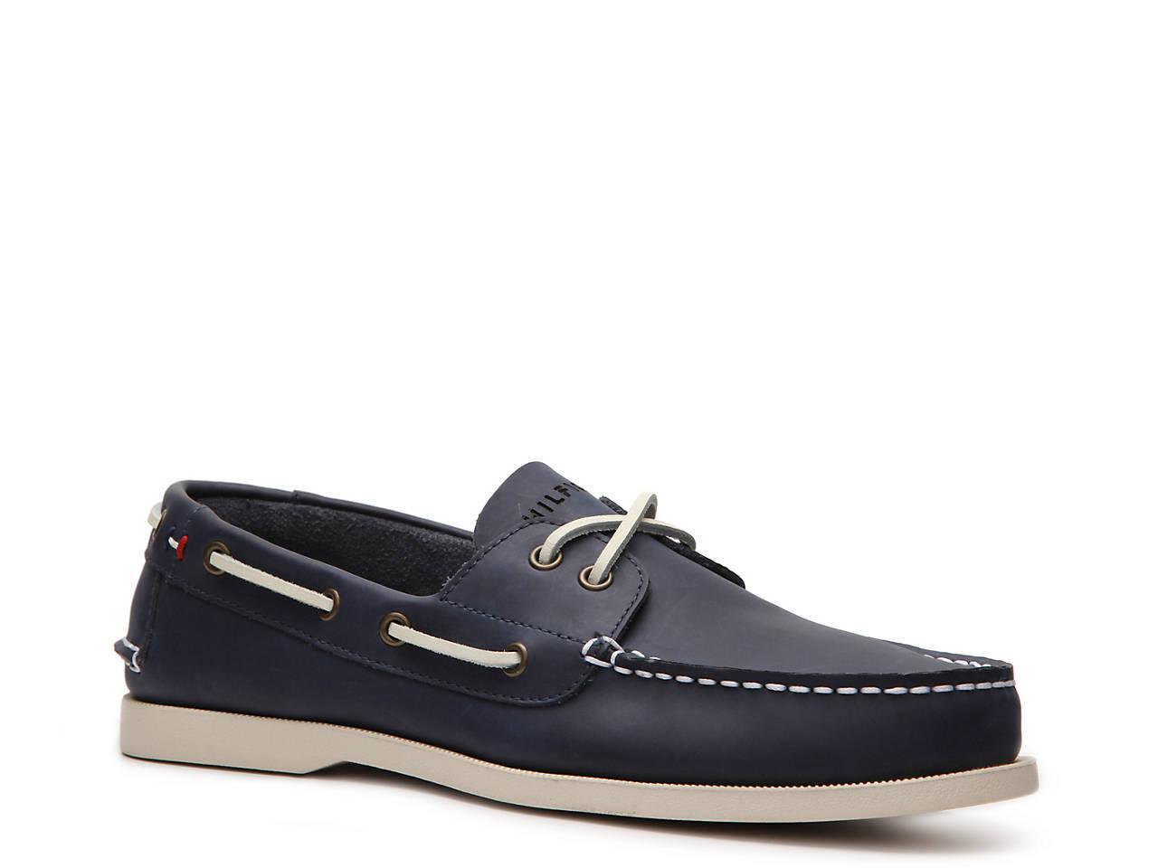 349e0e178 Tommy Hilfiger Bowman Boat Shoe Men s Shoes
