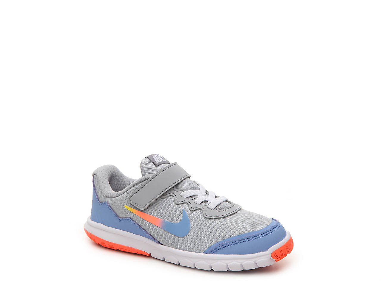 2fc8f01233058 Nike Flex Experience 4 Print Toddler   Youth Running Shoe Kids Shoes ...