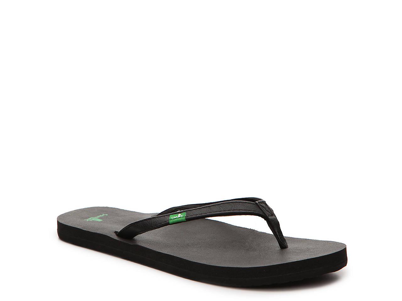 2f4d1de04fc705 Sanuk Yoga Joy Flip Flop Women s Shoes