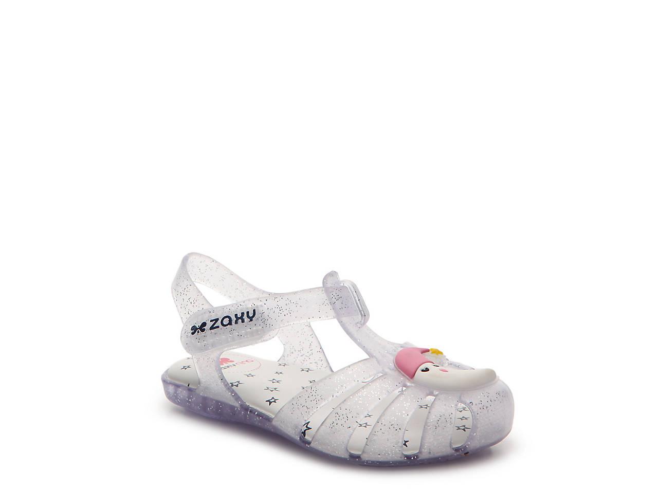 824f69800faa Zaxy Happy Moon Toddler Jelly Sandal Kids Shoes