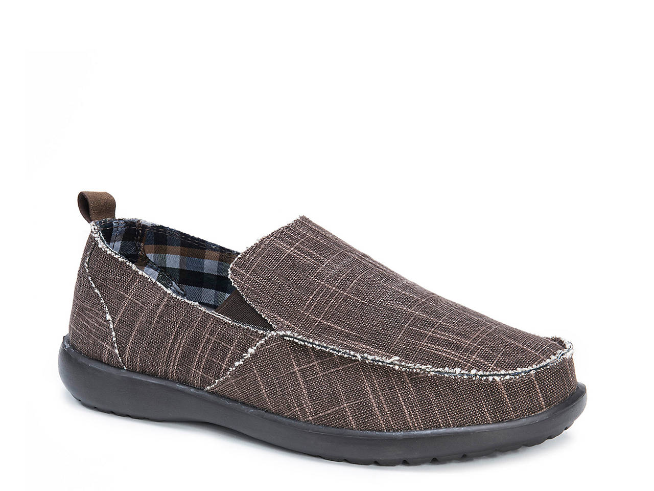 MUK LUKS Andy Men's Slip-On ... Shoes free shipping factory outlet cheap 2014 new cheap sale with mastercard vuLyZ