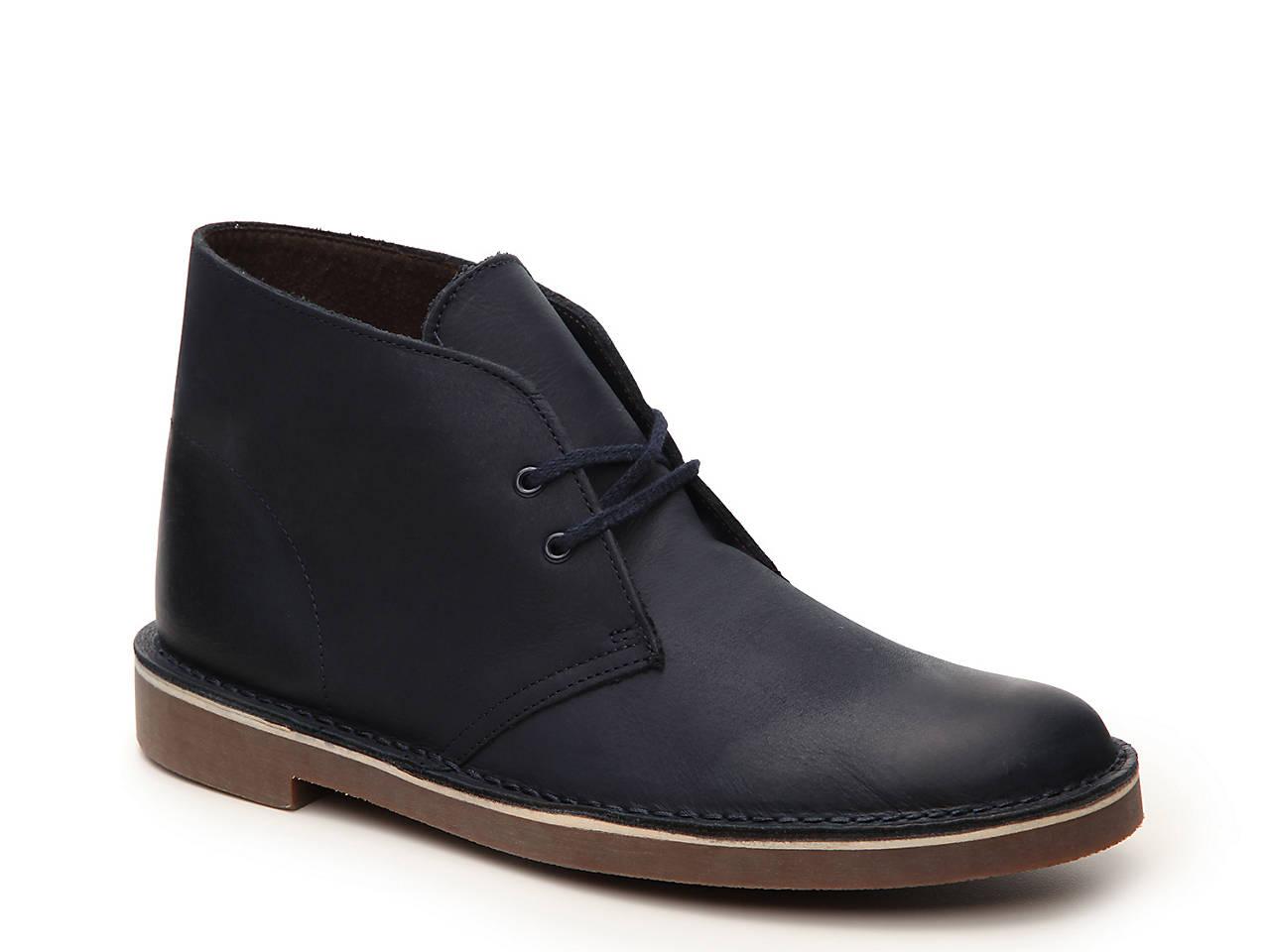 846a89489a1 Bushacre Leather Chukka Boot