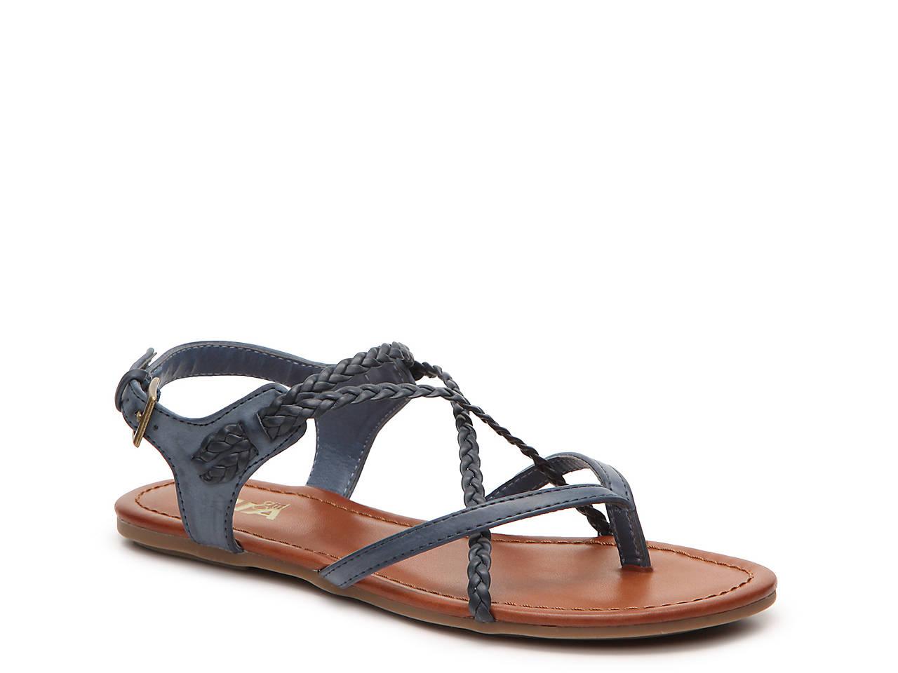 54e84554412 Mia Adrianna Gladiator Sandal Women s Shoes