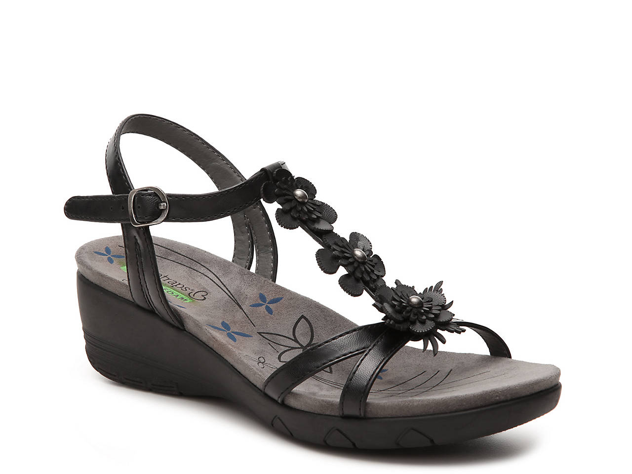 4d06cdbcc683 Bare Traps Hammond Wedge Sandal Women s Shoes