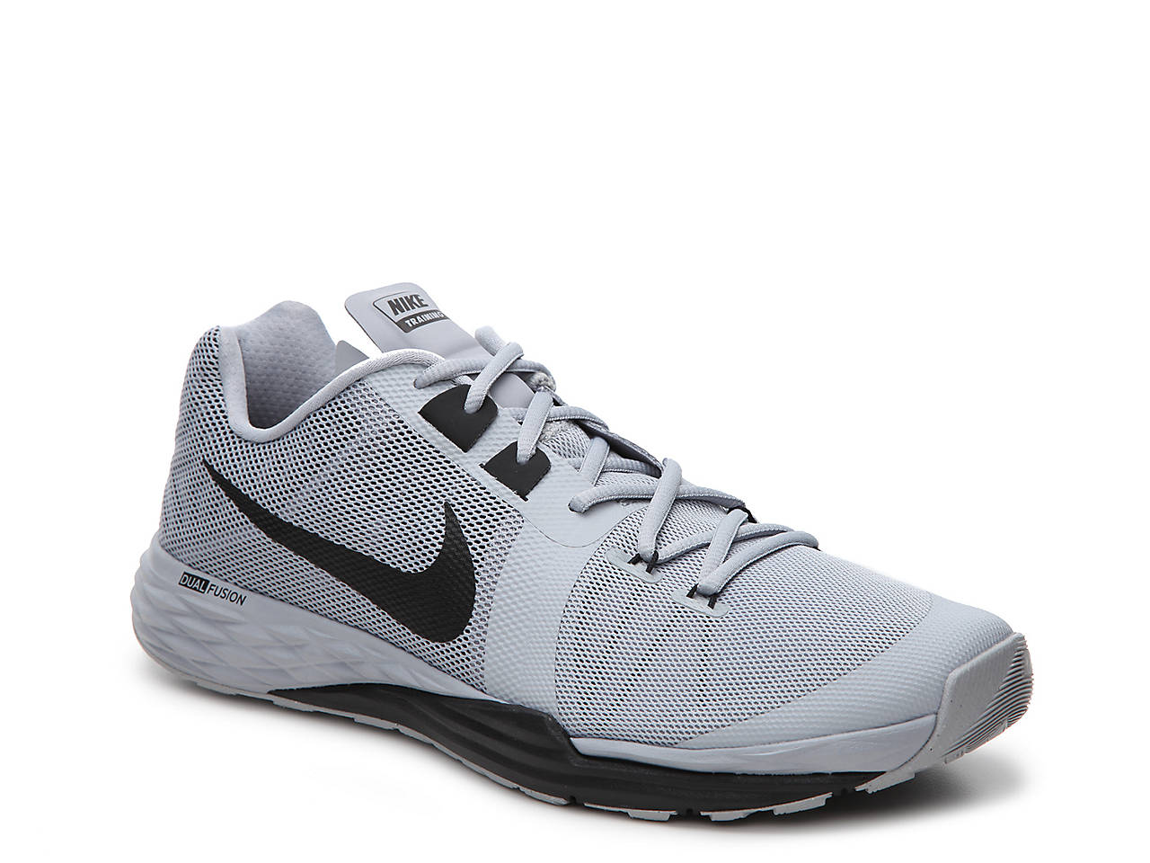 Nike Train Prime Iron DF Training Shoes Mens Black/Grey XNwl9l