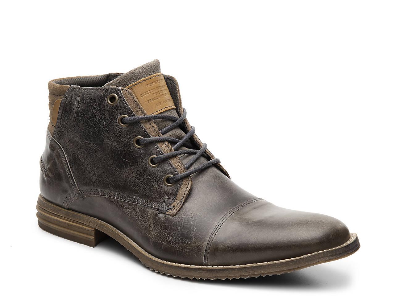 Bullboxer Diever Cap Toe Chukka Boot Men S Shoes Dsw