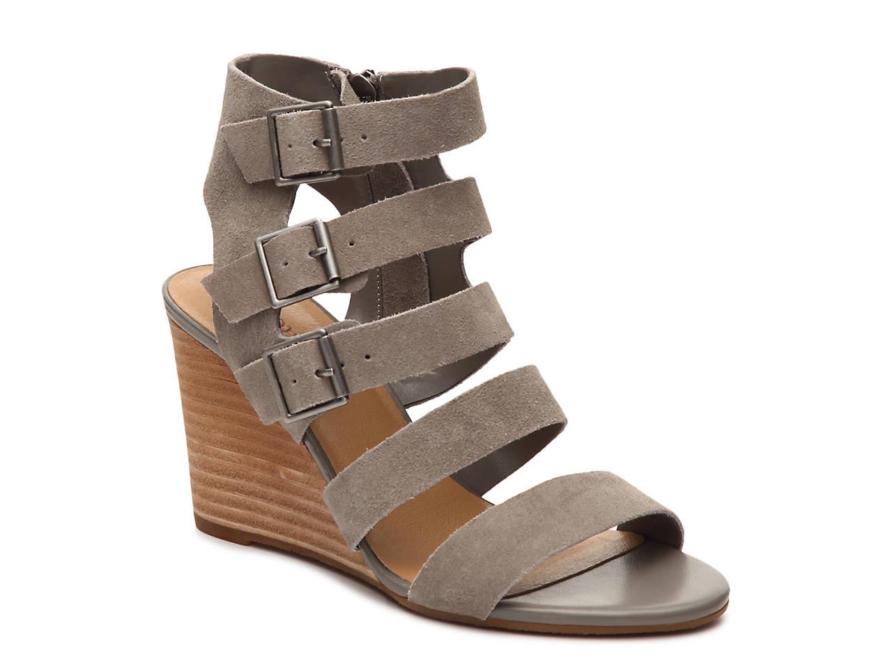 f3b2276b009 Crown Vintage Serena Wedge Sandal Women s Shoes