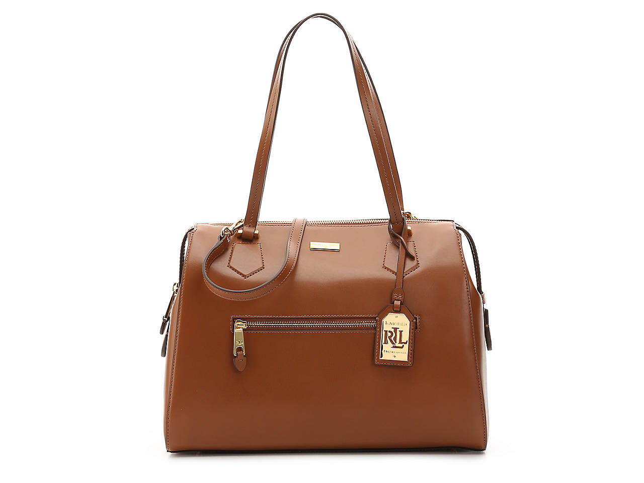 Lowell Leather Satchel