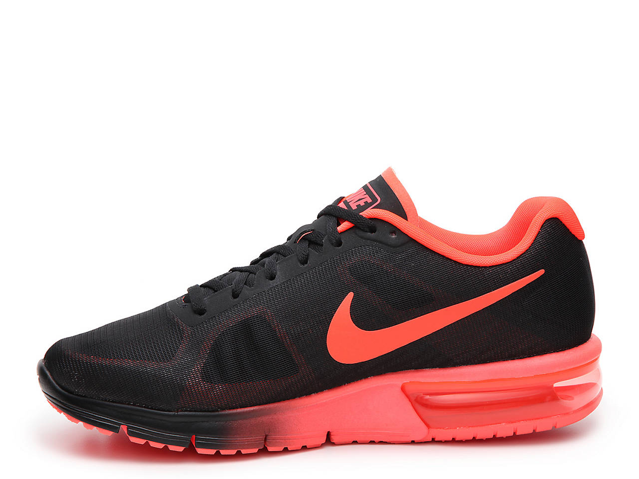 Nike Air Max Sequent Performance Running Shoe Mens Sh