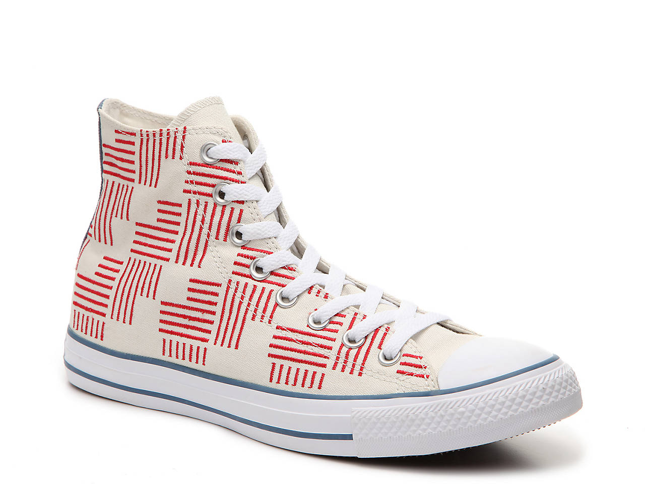 9aafd017f90a56 Converse Chuck Taylor All Star Embroidered High-Top Sneaker ...