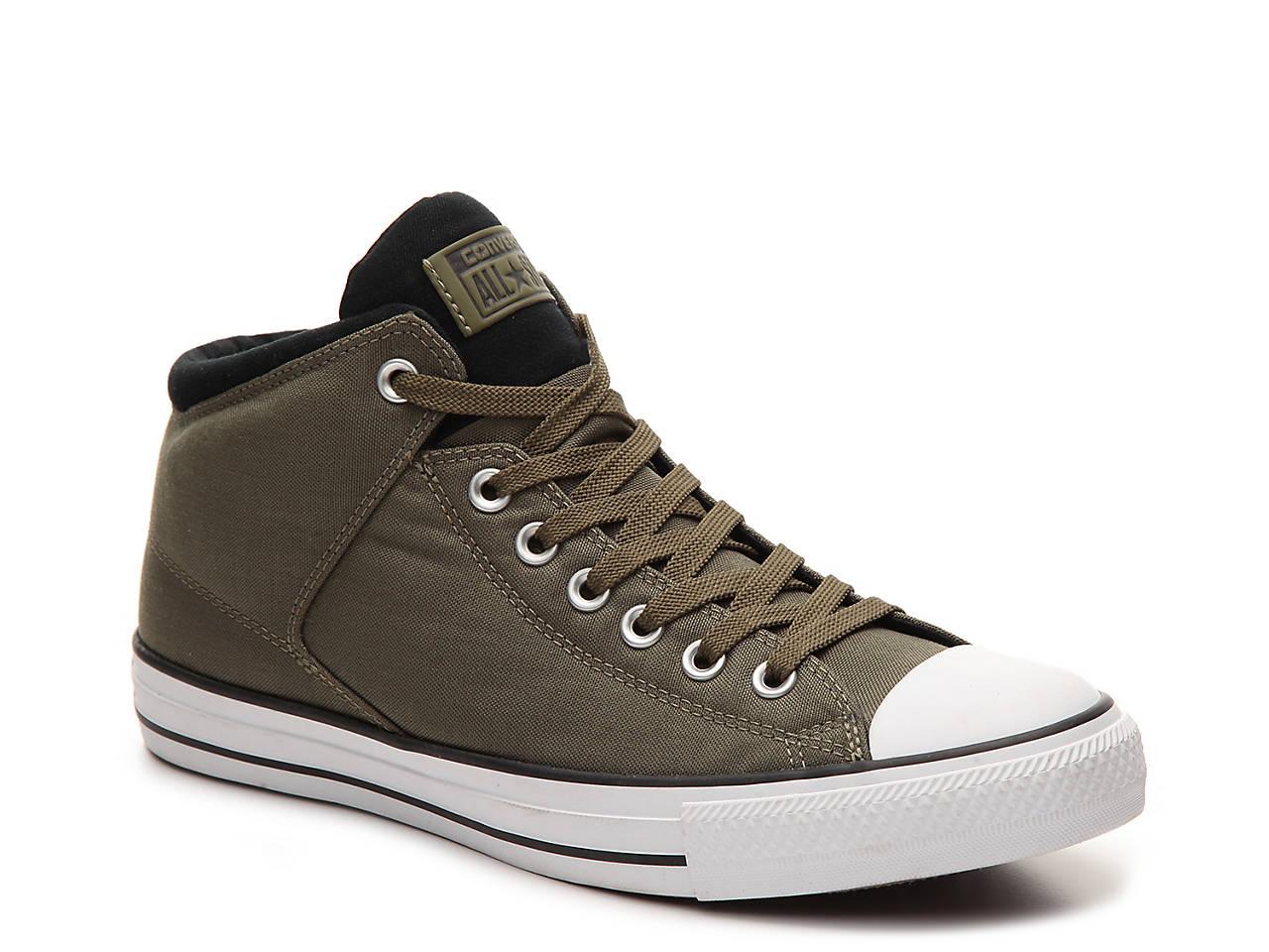 ac689a2b6ad Converse. Chuck Taylor All Star Street Cordura High-Top Sneaker ...