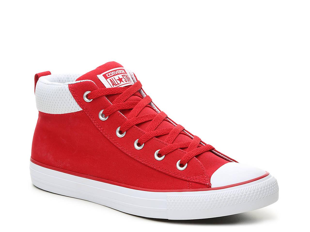 7973056cb389 Converse Chuck Taylor All Star Street Mid-Top Sneaker - Women s ...